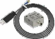 Beschleunigungsaufnehmer 5384 VibraScout 6D USB-Messsystem