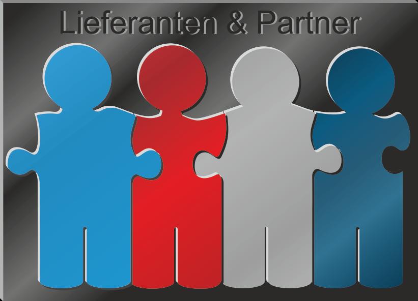 disynet Lieferanten und Partner