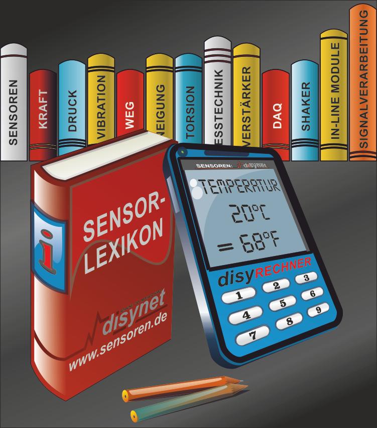 Nützliches für Sensor- und Messtechnik