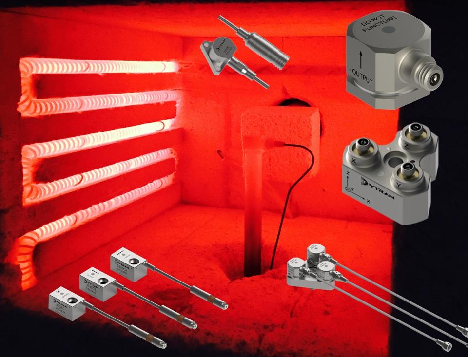 Hochtemperatur-Sensoren