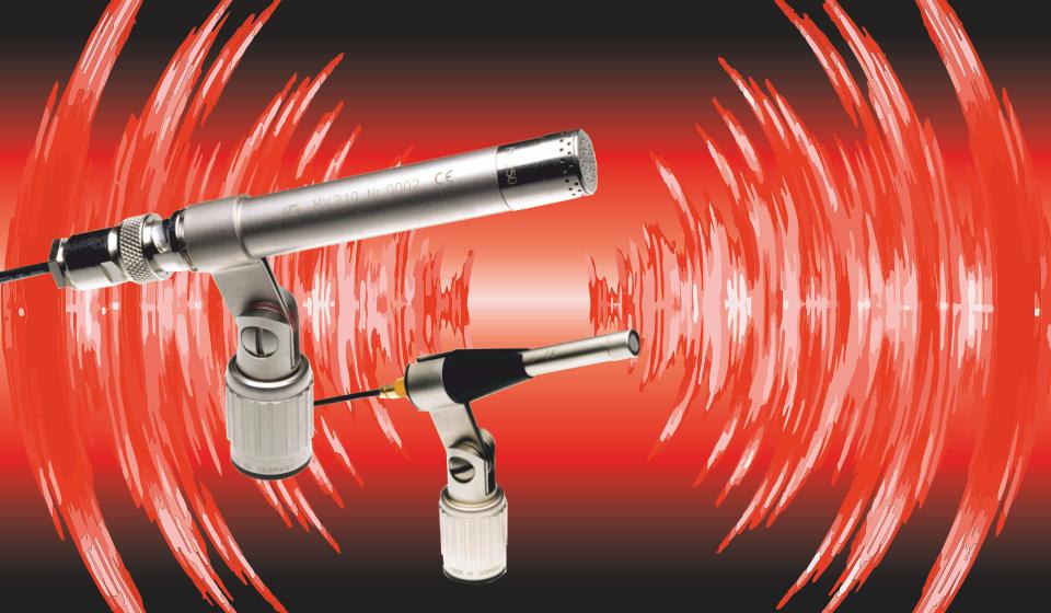 IEPE Mess-Elektret-Kondensator-Mikrofone