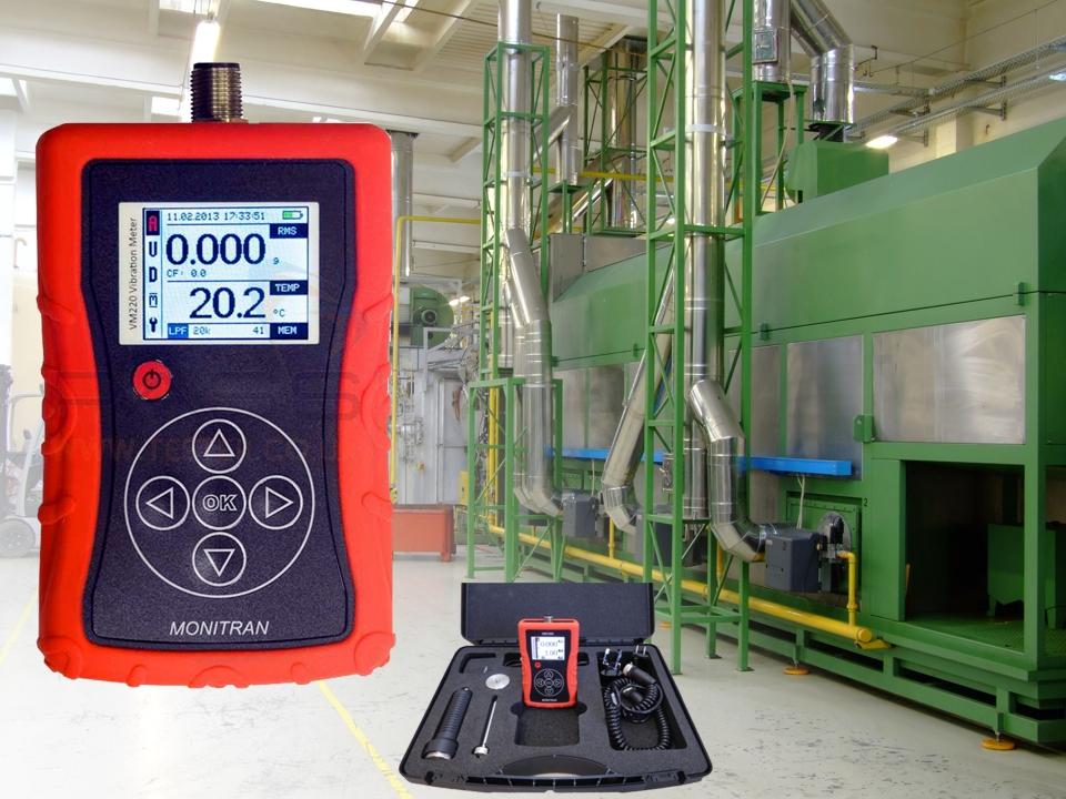 Vibrationsmessgerät_VM220