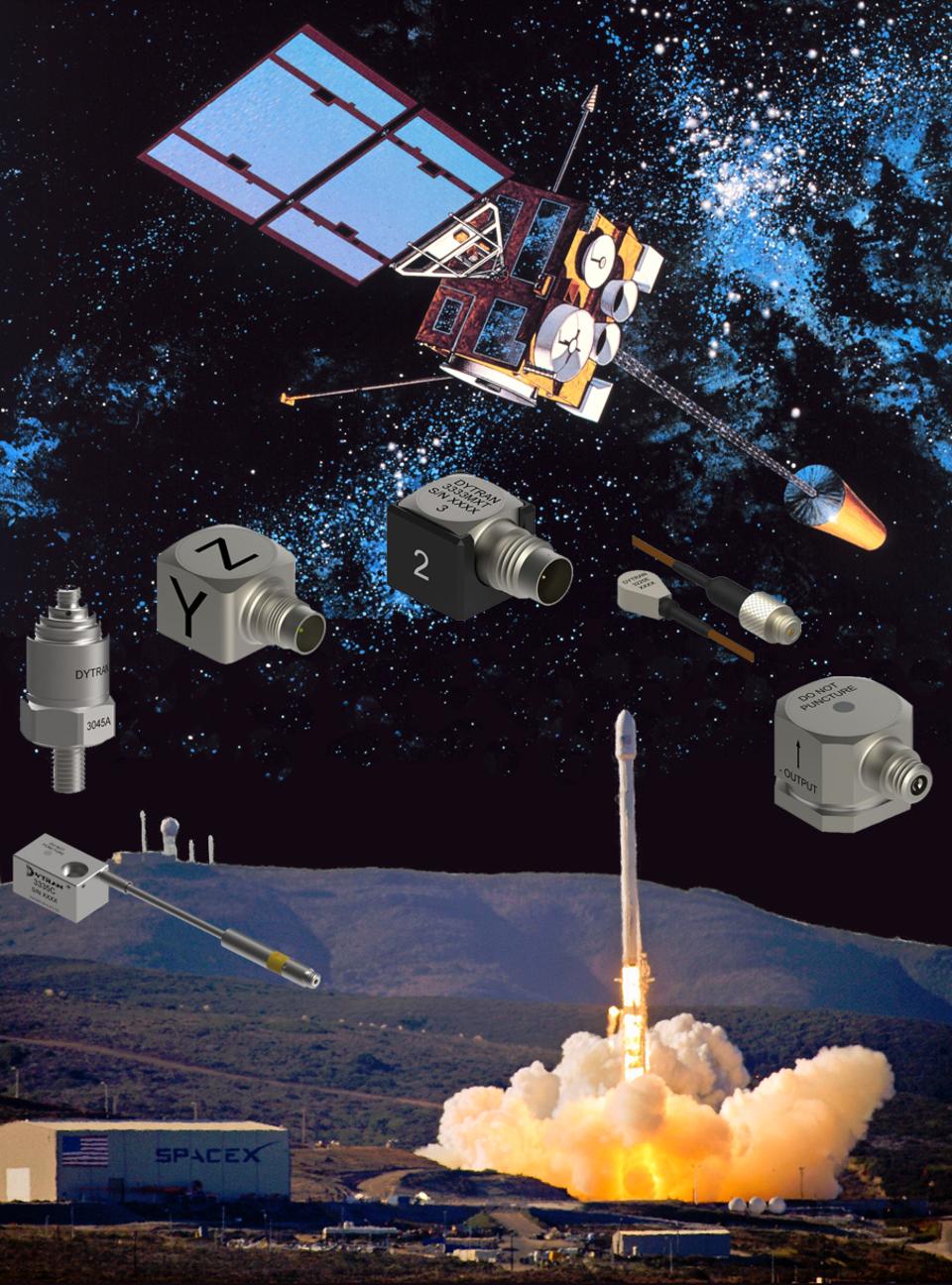 Raumfahrtsensoren