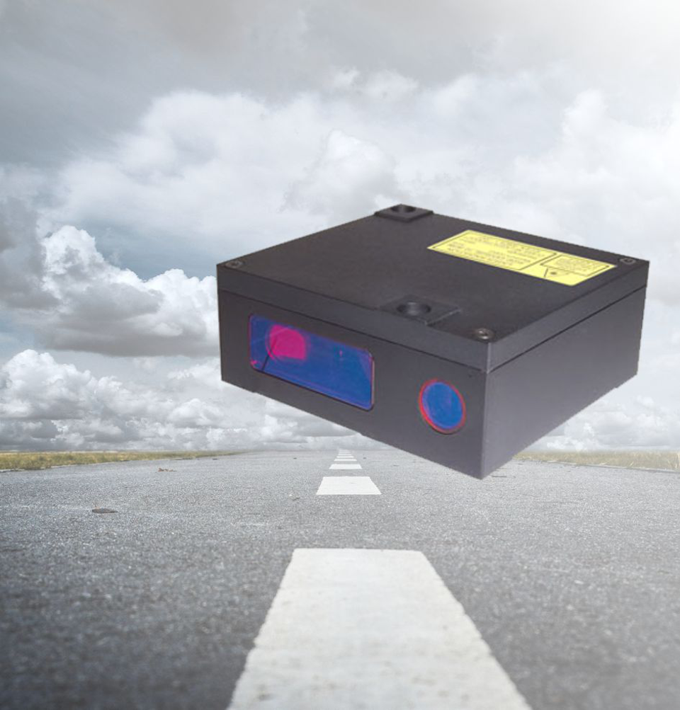 Lasersenor RF603HS