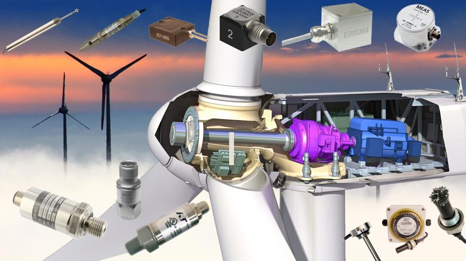 Windkraftsensoren